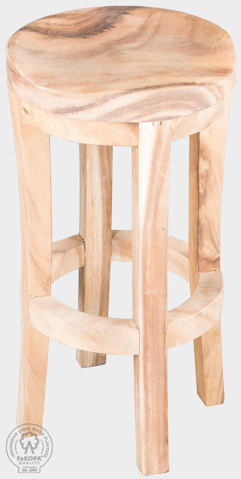barová židle ze suaru